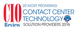 CIO Review most promising call center technology providers for 2016
