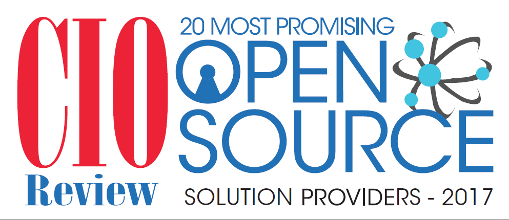 CIO Review Best Open-Source solution providers for 2017