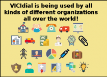 VICIdial is used in many different industries and organizations