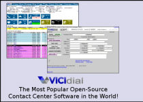 VICIdial is the Most Popular Open-Source Contact Center